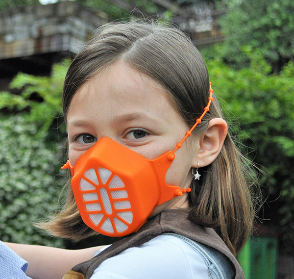BergaMASK®: protection mask made in Italy... even for kids!