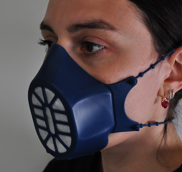 BergaMASK®: the made in Italy face mask